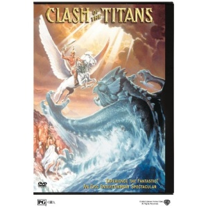 Clash of Titans [DVD] [1981] [Region 1] [US Import] [NTSC]