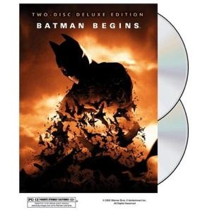 Batman Begins [DVD] [2005] [Region 1] [US Import] [NTSC]