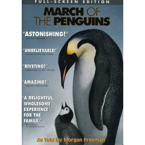 March of the Penguins [DVD] [2005] [Region 1] [US Import] [NTSC]