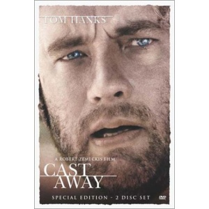Cast Away [DVD] [2000] [Region 1] [US Import] [NTSC]