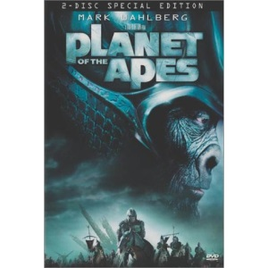 Planet of the Apes [DVD] [2001] [Region 1] [US Import] [NTSC]