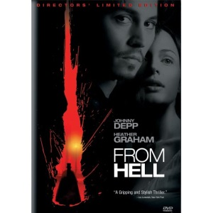From Hell (Two Disc Edition) [DVD] [2001] [Region 1] [US Import] [NTSC]
