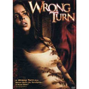 Wrong Turn [DVD] [2003] [Region 1] [US Import] [NTSC]