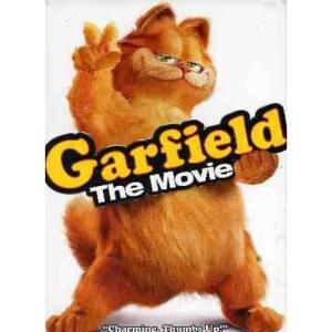 Garfield: Movie [DVD] [2004] [Region 1] [US Import] [NTSC]