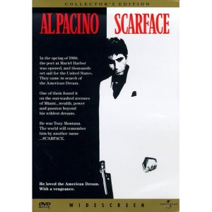 Scarface [DVD] [1983] [Region 1] [US Import] [NTSC]