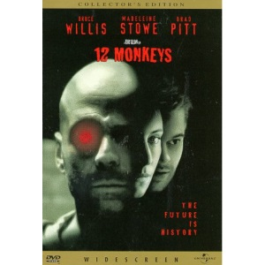 12 Monkeys [DVD] [1996] [Region 1] [US Import] [NTSC]