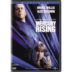 Mercury Rising [DVD] [1998] [Region 1] [US Import] [NTSC]