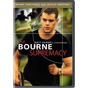 Bourne Supremacy [DVD] [2004] [Region 1] [US Import] [NTSC]