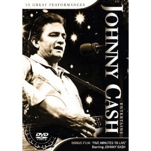 Johnny Cash Entertains [2006] [DVD]