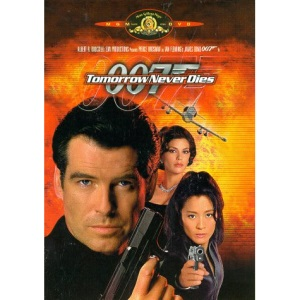 Bond: Tomorrow Never Dies [DVD] [1997] [Region 1] [US Import] [NTSC]