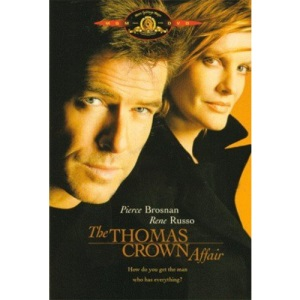 Thomas Crown Affair [DVD] [1999] [Region 1] [US Import] [NTSC]