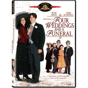 Four Weddings & A Funeral [DVD] [1994] [Region 1] [US Import] [NTSC]