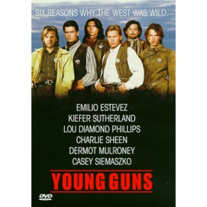 Young Guns [DVD] [1989] [Region 1] [US Import] [NTSC]
