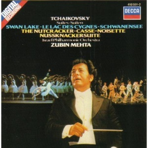 Tchaikovsky: Suites from Swan Lake & The Nutcracker