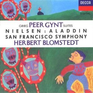 Grieg: Peer Gynt Suites 1 & 2, Nielsen: Aladdin Suite