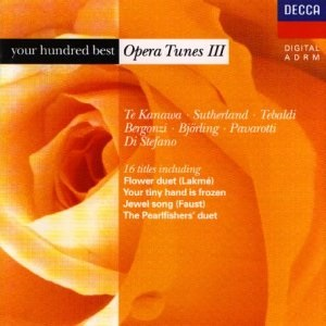 Your Hundred Best Opera Tunes, Vol.3