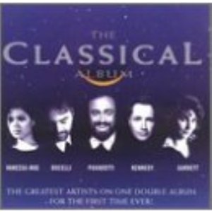 The Classical Album [Audio CD] Various Composers