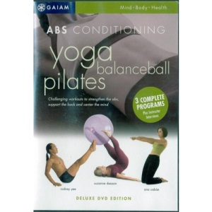 Abs Conditioning - Yoga, Balanceball, Pilates [DVD] [2004]