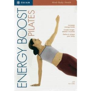 Energy Boost Pilates [DVD]