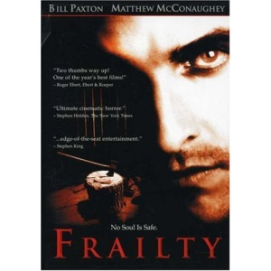 Frailty [DVD] [2002] [Region 1] [US Import] [NTSC]