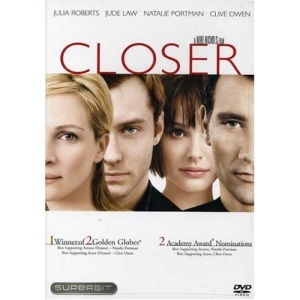 Closer [DVD] [2005] [Region 1] [US Import] [NTSC]