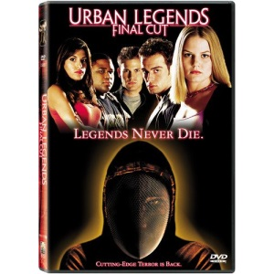 Urban Legends: Final Cut [DVD] [2000] [Region 1] [US Import] [NTSC]