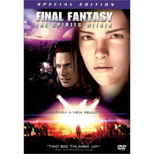 Final Fantasy [DVD] [2001] [Region 1] [US Import] [NTSC]
