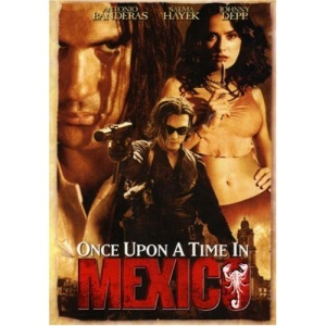 Once Upon a Time in Mexico [DVD] [2003] [Region 1] [US Import] [NTSC]
