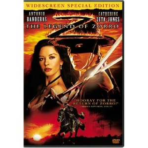 The Legend of Zorro (Widescreen Special Edition) [DVD] [2005] [Region 1] [US Import] [NTSC]