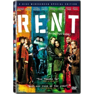 Rent [DVD] [2006] [Region 1] [US Import] [NTSC]