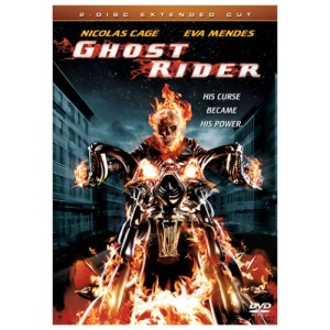 Ghost Rider [DVD] [2007] [Region 1] [US Import] [NTSC]