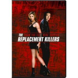 Replacement Killers [DVD] [1998] [Region 1] [US Import] [NTSC]