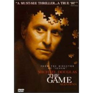 The Game [DVD] [1997] [Region 1] [US Import] [NTSC]