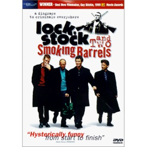 Lock Stock & Two Smoking Barrels [DVD] [1998] [Region 1] [US Import] [NTSC]