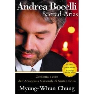 Andrea Bocelli - Sacred Arias [DVD]