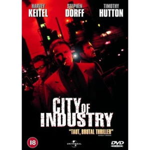 City Of Industry [DVD] [1997]