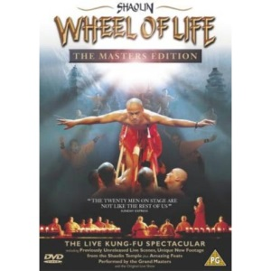 Shaolin Wheel of Life - The Masters Edition [DVD]