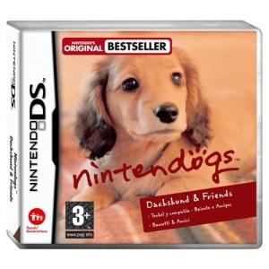 Nintendogs Miniature Dachshund & Friends (Nintendo DS)