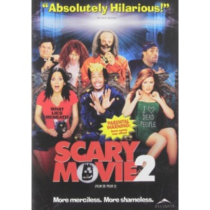 Scary Movie 2 [DVD] [2001] [Region 1] [NTSC]