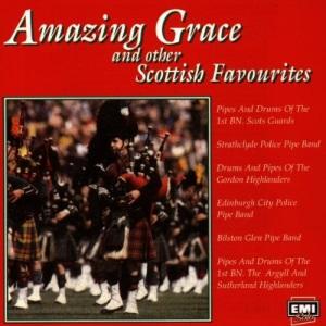 Amazing Grace and Other Scottish Favourites