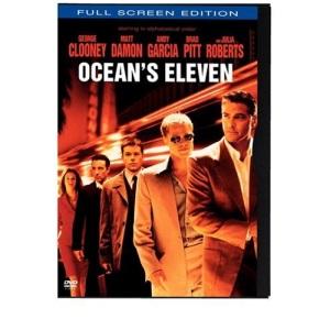 Ocean's Eleven [DVD] [2002] [Region 1] [US Import] [NTSC]