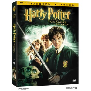 Harry Potter and the Chamber of Secrets [DVD] [2002] [Region 1] [NTSC]