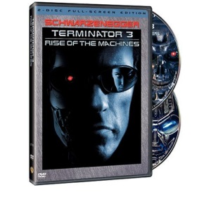 Terminator 3: Rise of the Machines [DVD] [2003] [Region 1] [US Import] [NTSC]