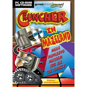 Cruncher in Mazeland