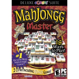 Mahjongg Master - Deluxe Suite (PC CD)