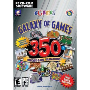 Galaxy Of Games: 350 (PC CD)