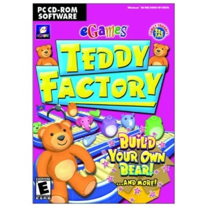 Teddy Factory (PC CD)