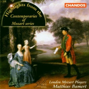 Highlights from the contemporaries of Mozart