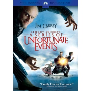 Lemony Snicket's a Series of Unfortunate Events [DVD] [2004] [Region 1] [US Import] [NTSC]