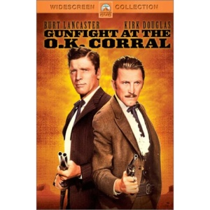 Gunfight at Ok Corral [DVD] [1957] [Region 1] [US Import] [NTSC]